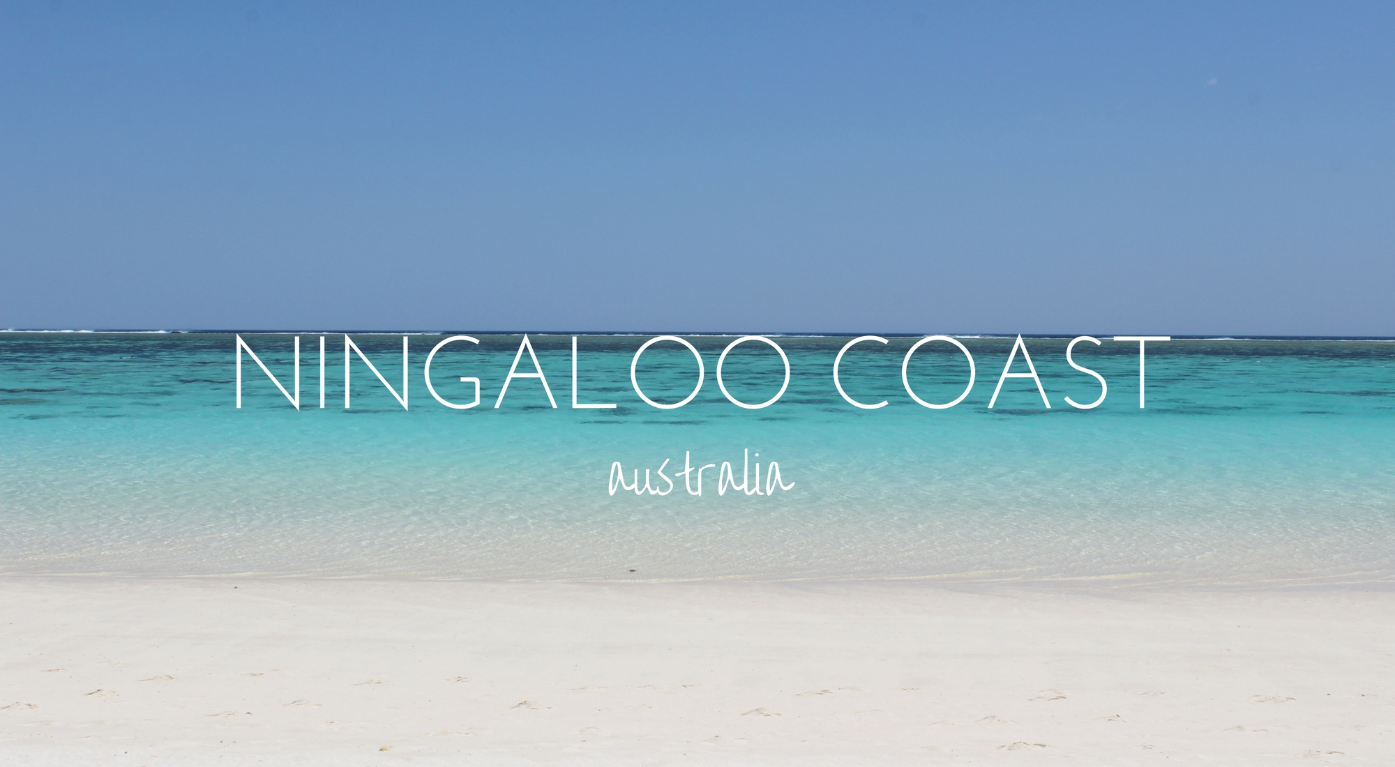 Why The Ningaloo Coast Needs To Be On Your Bucket List ...